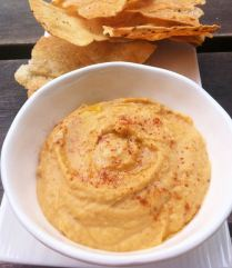 https://thepaddingtonfoodie.com/2012/10/22/bring-a-plate-lemon-and-garlic-hummus-with-homemade-pita-crisps/