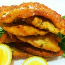 https://thepaddingtonfoodie.com/2012/11/20/crisp-and-crunchy-parmesan-parsley-and-lemon-crumbed-chicken-schnitzel/