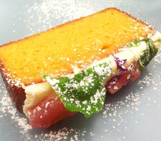 Little Miss Sunshine. Flourless Orange and Almond Torte with Lemon ...