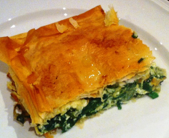Eating Humble Pie. Spinach and Three Cheese Pie Revisited. | The ...