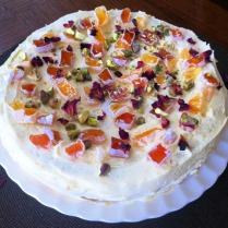 https://thepaddingtonfoodie.com/2012/11/25/little-miss-sunshine-flourless-orange-and-almond-torte-with-lemon-cream-cheese-frosting-turkish-delight-pistachio-and-rose-petals/