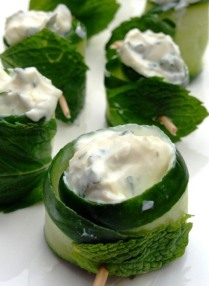 https://thepaddingtonfoodie.com/2012/12/21/cool-as-a-christmas-canape-cucumber-vivianes-tzatziki-rolls/