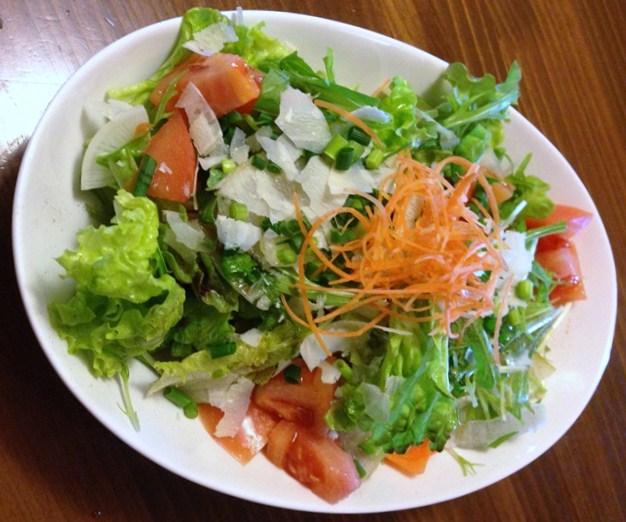 ezo salad