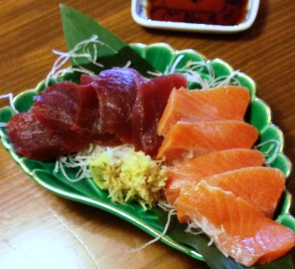 ezo sashimi
