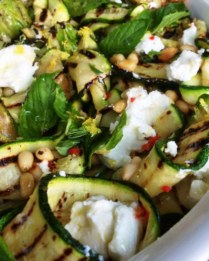 https://thepaddingtonfoodie.com/2013/02/21/happy-days-grilled-zucchini-salad-with-lemonmint-chilli-and-goats-cheese/