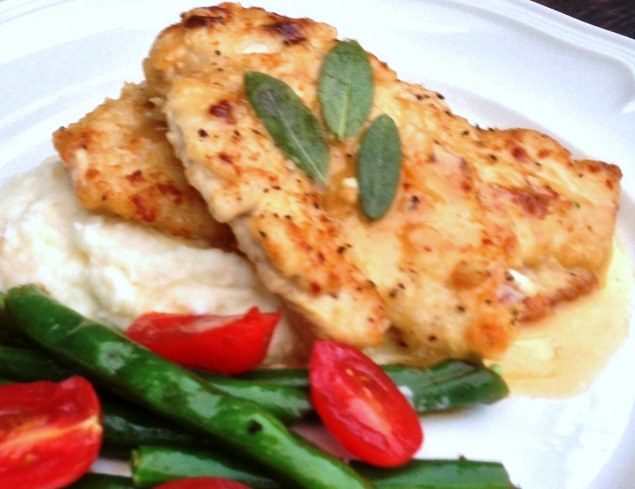 chickenscaloppine