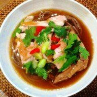 https://thepaddingtonfoodie.com/2012/11/02/chinese-master-stock-soy-poached-chicken-with-soba-noodles-and-greens/