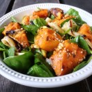 https://thepaddingtonfoodie.com/2013/04/12/the-5-2-challenge-veering-off-course-a-little-pumpkin-leek-and-spinach-salad-with-pine-nuts/