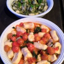 https://thepaddingtonfoodie.com/2013/04/03/the-flavours-of-autumn-ricotta-gnocchi-two-ways-with-a-fresh-vine-ripened-cherry-tomato-sauce-and-basil-pesto/