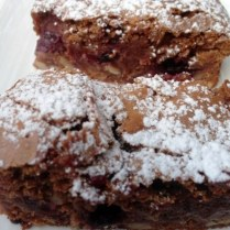 https://thepaddingtonfoodie.com/2013/05/04/deliciously-decadent-chocolate-brownies-with-cherries-and-almonds/
