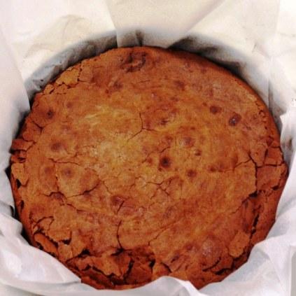 Chocolate Hazelnut Cake Base Layer