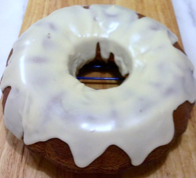 Bundt Baking With A Neapoitan Twist