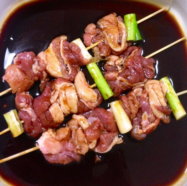 Grilled Pork Belly Skewers Marinade