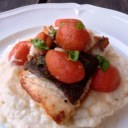 https://thepaddingtonfoodie.com/2013/04/06/the-5-2-challenge-staying-on-task-seared-blue-eye-cod-oven-roasted-cherry-tomatoes-cauliflower-and-cannellini-bean-mash/