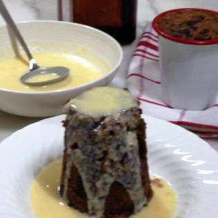 Judy's Christmas Pudding Taste Test