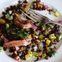 French Lentil Salad