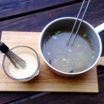 Avgolemono Egg and Lemon Soup