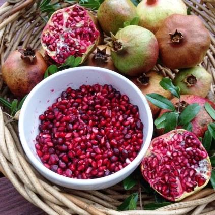 Pomegranate Basket