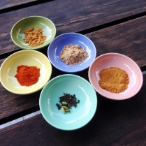 Malaysian Curry Paste Dry Spices