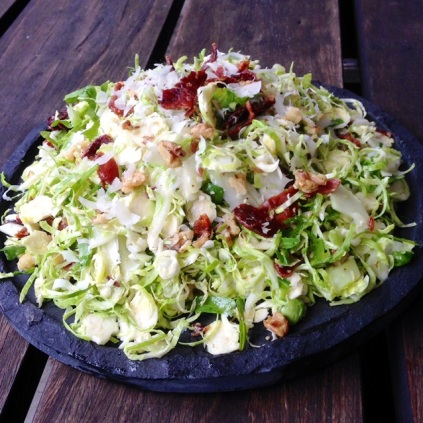 https://thepaddingtonfoodie.com/2014/06/16/eat-fast-and-live-longer-a-5-2-fast-diet-recipe-idea-under-200-calories-shredded-brussels-sprout-salad-with-fennel-apple-rocket-and-bacon/