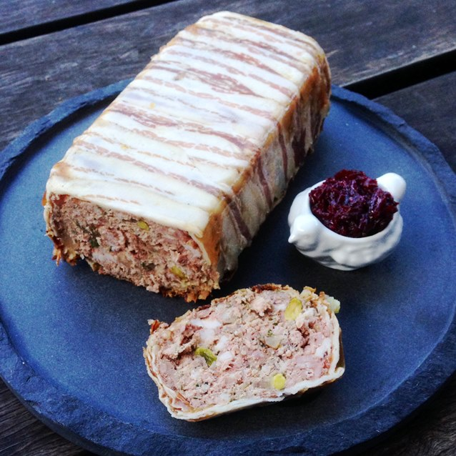 ... Charcuterie Plate. A Rustic Farmhouse Terrine. | The Paddington Foodie