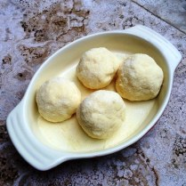 Comfort Food Inspired By Jamie Oliver Baked Ricotta Gnudi With Puttanesca Sauce The Paddington Foodie