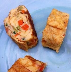Tamagoyaki Roll