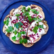 https://thepaddingtonfoodie.com/2015/05/25/eat-fast-and-live-longer-a-5-2-fast-diet-recipe-idea-under-200-calories-roasted-eggplant-salad-with-saffron-yoghurt-and-pomegranate/